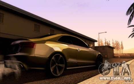 Audi RS5 para la visión correcta GTA San Andreas