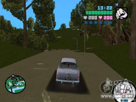 ZAZ 965 para GTA Vice City visión correcta