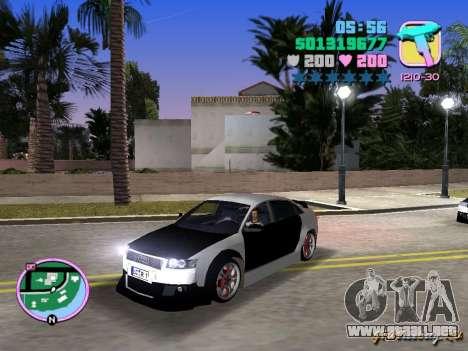Audi S4 Tuned para GTA Vice City left