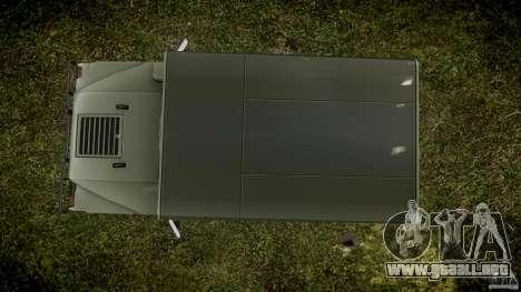 Hummer H1 Original para GTA 4 visión correcta
