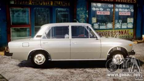 Vaz-21065 1993-2002 v1.0 para GTA 4 vista interior