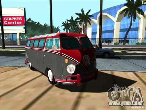 ENBSeries v1.6 para GTA San Andreas quinta pantalla