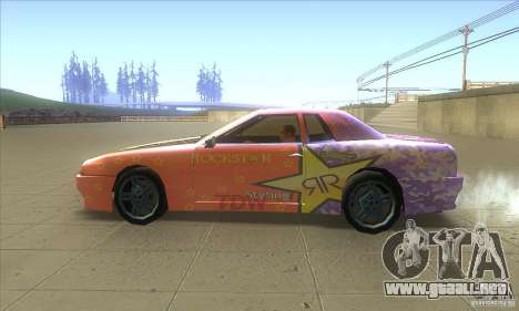 RockStar Vinyl By ApTu para GTA San Andreas left