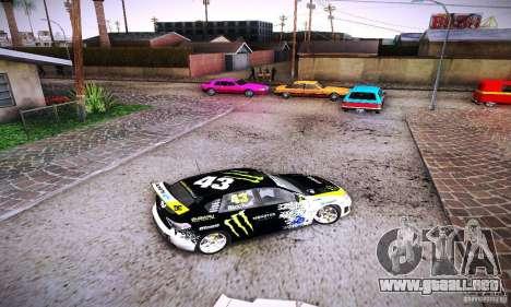 New El Corona para GTA San Andreas segunda pantalla