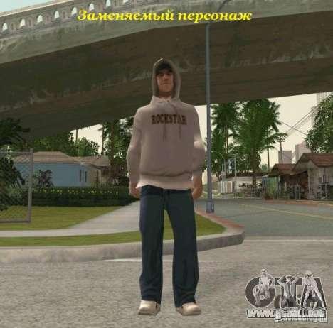 Assassins skins para GTA San Andreas