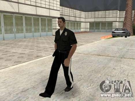 Cops skinpack para GTA San Andreas tercera pantalla