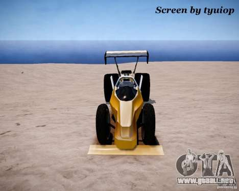 Raketomobil′ para GTA 4 left