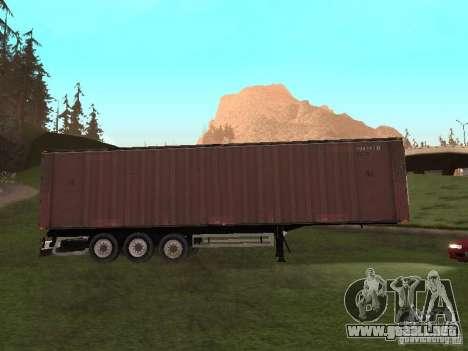 Nuevo trailer para las ruedas de GTA San Andreas