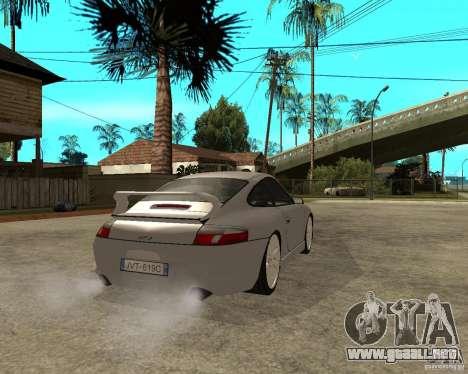 Porsche GT3 para GTA San Andreas