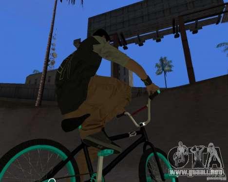 Tony Hawks Cole para GTA San Andreas segunda pantalla