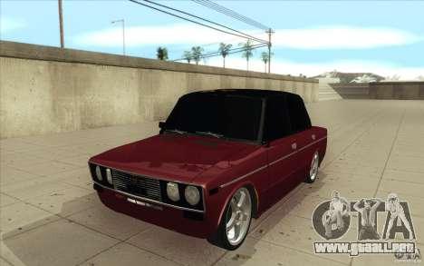 Lada 2106 Vaz para GTA San Andreas