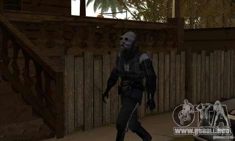 Police Man para GTA San Andreas tercera pantalla