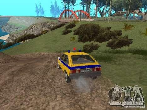 GAI AZLK 2141 para la visión correcta GTA San Andreas