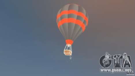Balloon Tours option 4 para GTA 4 left