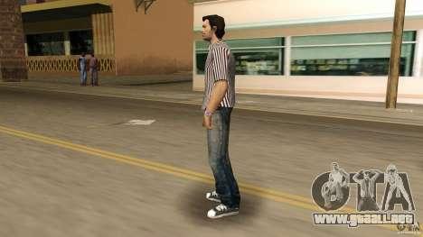 Tommy piel para GTA Vice City segunda pantalla