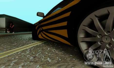 Aston Martin DB9 para el motor de GTA San Andreas