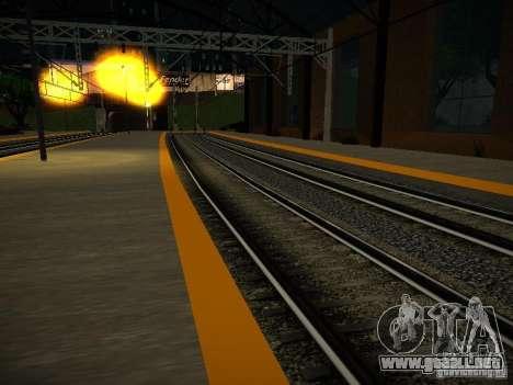 Nuevos carriles para GTA San Andreas