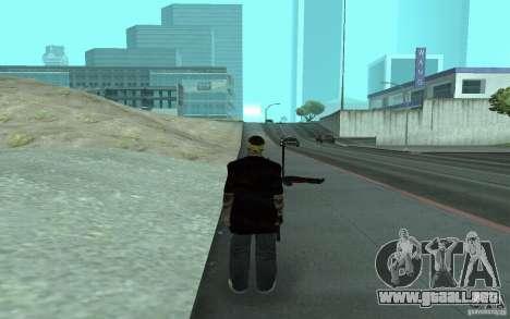 Nuevos aspectos Los Santos Vagos para GTA San Andreas tercera pantalla