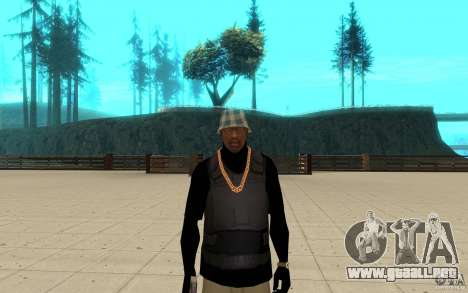 Bronik piel 4 para GTA San Andreas
