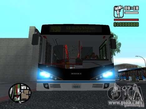Design-X4-Dreamer para GTA San Andreas left