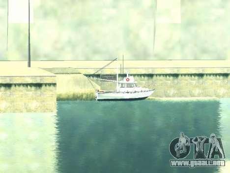 ENBSeries v3 para GTA San Andreas twelth pantalla