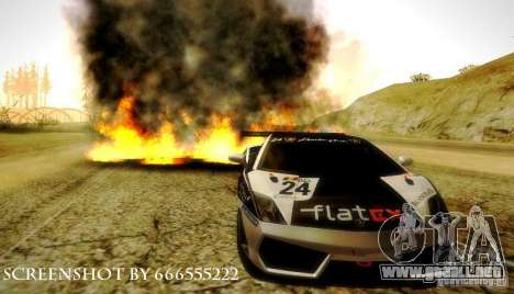 UltraThingRcm v 1.0 para GTA San Andreas tercera pantalla