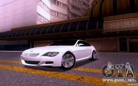 ENBSeries by muSHa v1.5 para GTA San Andreas