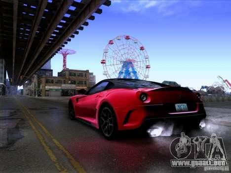 Realistic Graphics HD 2.0 para GTA San Andreas sexta pantalla