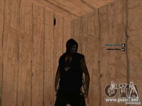 DeaLeR para GTA San Andreas segunda pantalla