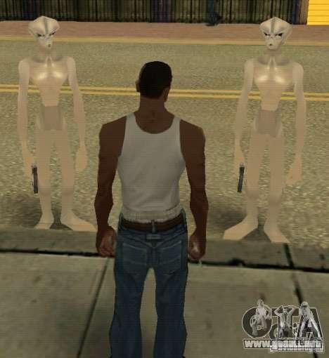 Recién llegados de GROVE para GTA San Andreas