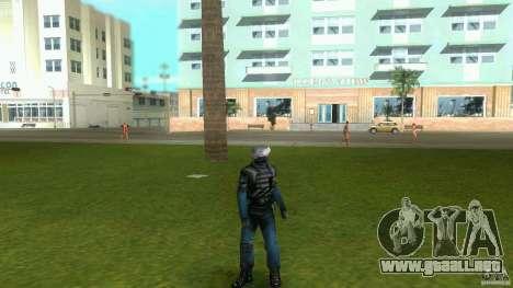 Cambiar skin reproductor para GTA Vice City quinta pantalla