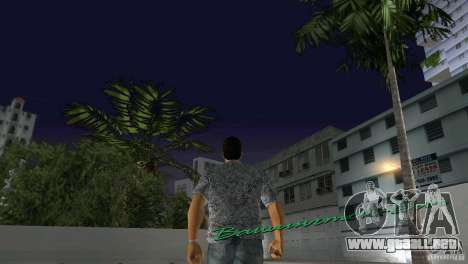 Caminar para GTA Vice City sucesivamente de pantalla