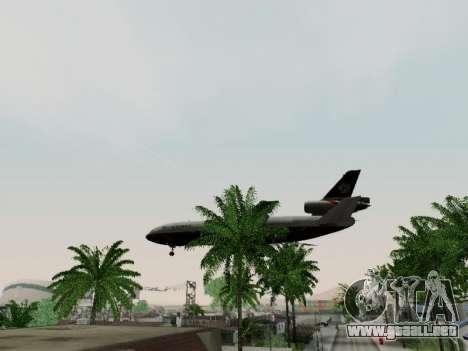 McDonell Douglas DC-10-30 British Airways para visión interna GTA San Andreas