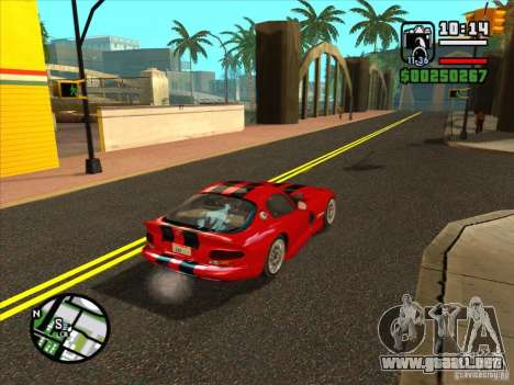 ENBSeries v1.6 para GTA San Andreas décimo de pantalla