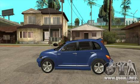 Chrysler PT Cruiser GT 2004 para GTA San Andreas left