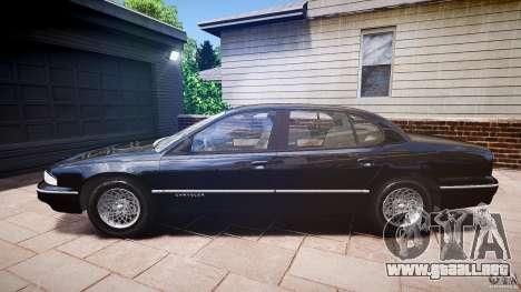 Chrysler New Yorker LHS 1994 para GTA 4 left