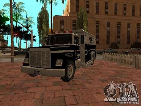 Máquina de sello HD para GTA San Andreas