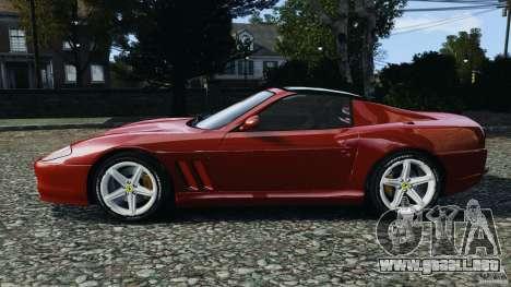 Ferrari 575M Superamerica [EPM] para GTA 4 left