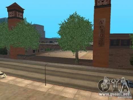 Nuevo centro comercial de texturas para GTA San Andreas
