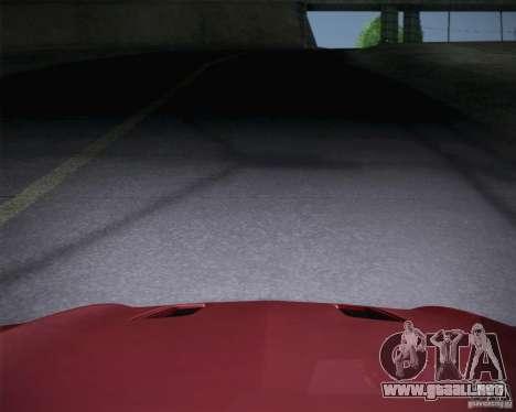 Improved Vehicle Lights Mod para GTA San Andreas octavo de pantalla