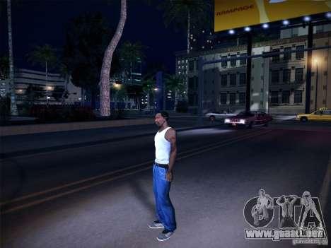 ENBSeries by CatVitalio para GTA San Andreas sexta pantalla
