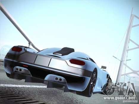 Orange ENB by NF v1 para GTA San Andreas séptima pantalla