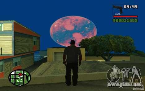 Nibiru-planeta X para GTA San Andreas