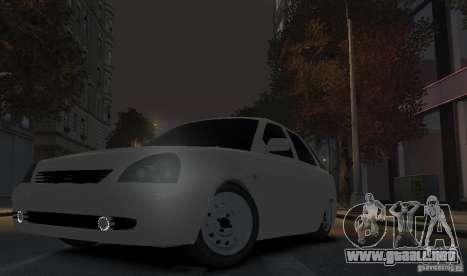 VAZ Lada Priora 2172 para GTA 4