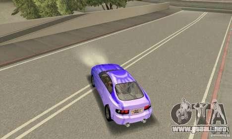 Toyota Celica GT4 2000 para las ruedas de GTA San Andreas