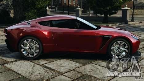 Aston Martin V12 Zagato 2011 v1.0 para GTA 4 left