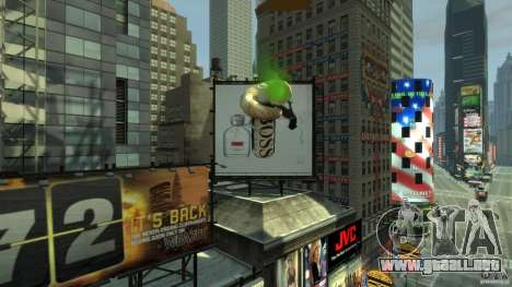 Time Square Mod para GTA 4 undécima de pantalla
