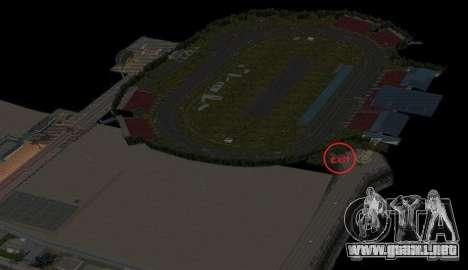Nascar Rf para GTA San Andreas sucesivamente de pantalla
