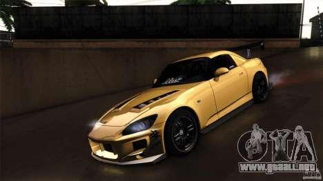 Honda S2000 JDM para GTA San Andreas