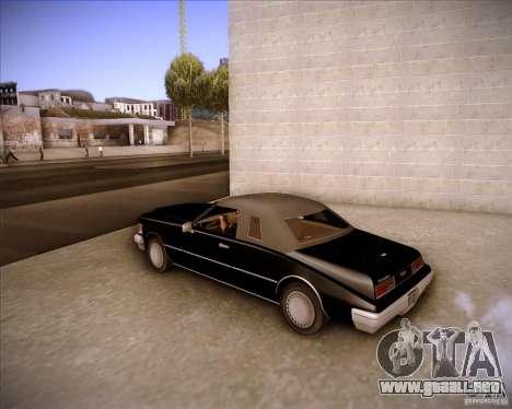 HD Idaho para GTA San Andreas left